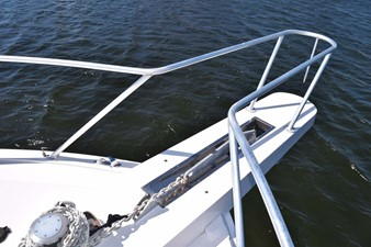 Bow Windlass and Anchor Chain