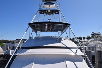 Bow View to Tuna Tower