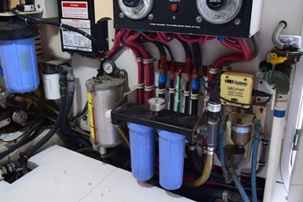 Fresh Water Flush System