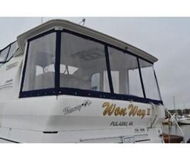 New Aft Deck Enclosure