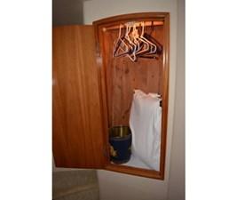 Forward Hanging Locker