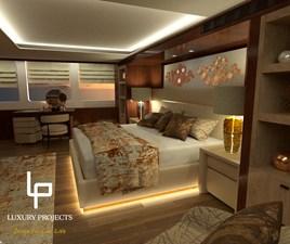 Valeria 18 Owners cabin 1