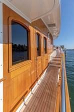 Starboard Main Deck