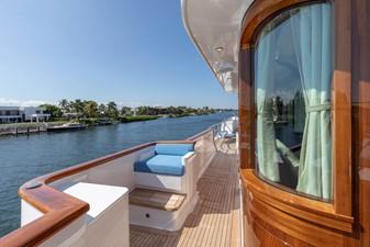 Sundeck Starboard Side