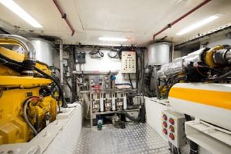 Mermaid engine room
