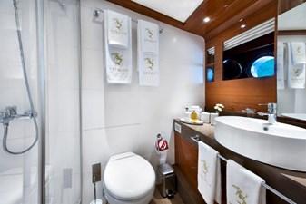 Mermaid VIP bathroom