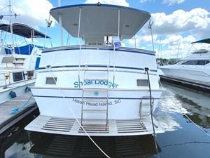 1983 marine trader 43 labelle stern