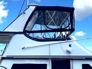 1983 marine trader 43 labelle flybridge