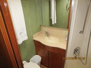 TRUE GRITS 32 2002 60' Hatteras Convertible 3rd Bath w/ shower