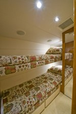 2002 60' Hatteras Convertible 3rd Stateroom