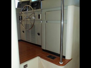 Pilothouse Entrance