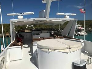 Boat Deck Hot Tub