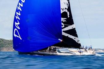 DANNESKJOLD 17 Under Sail