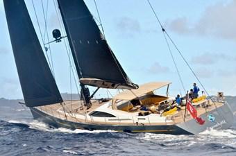 DANNESKJOLD 18 Under Sail