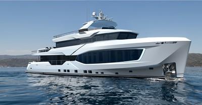 Numarine 37XP Hull #2 255318