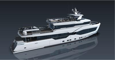 Numarine 37XP Hull #5 2 Numarine 37XP Hull #5 2023 NUMARINE 37XP Motor Yacht Yacht MLS #255318 2