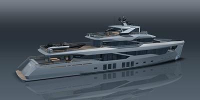 Numarine 45XP Hull #1 2
