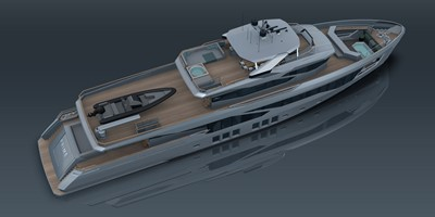 Numarine 45XP Hull #1 4