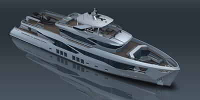 Numarine 45XP Hull #1 3