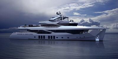 Numarine 45XP Hull #1 1