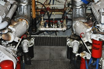 Engine room view 2