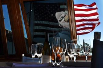 Flag - Dining room
