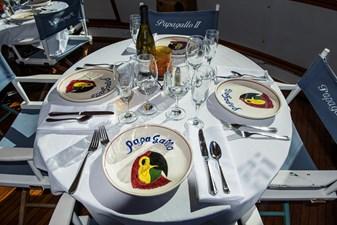 Dining  - deck setting