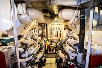 Engine room view 1
