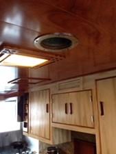 Galley cabinet storage