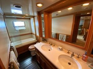 Port/VIP Bathroom - Forward