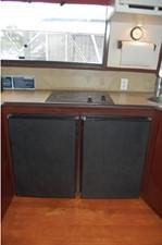 Galley Fridge / Freezer, Stove