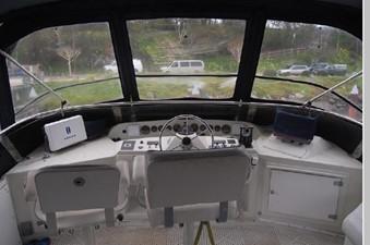 Flybridge Helm Station