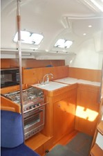 Windswept 17 Galley