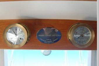 Clock - Barometer