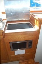 New Stove, Microwave