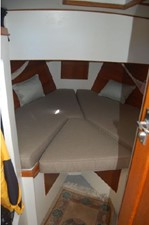 Stateroom w/ fill piece in place