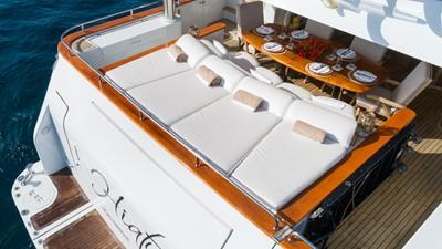Main Deck Aft Sunpads
