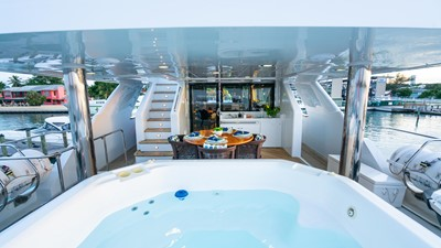 Bridge Deck Jacuzzi