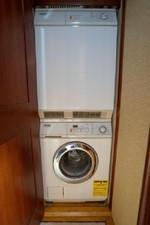Washer Dryer Off Master Cabin