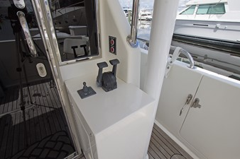 Cockpit Station Controls