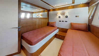 White-Pearl-34M-Sunseeker-Updated-Bedroom