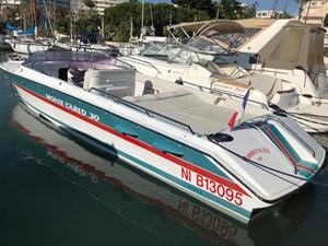 Monte Carlo 30 1 Monte Carlo 30 1991 MONTE CARLO YACHTS  Sport Yacht Yacht MLS #255692 1