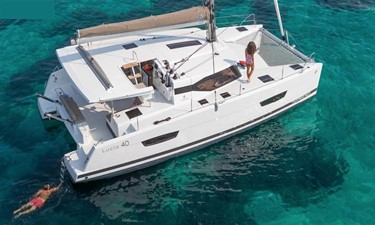 Clarity 2 2017 Fountaine Pajot 40 - For Sale in the SE USA