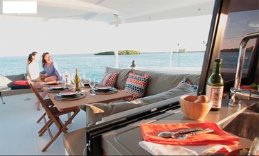 Clarity 3 2017 Fountaine Pajot 40 - For Sale in the SE USA