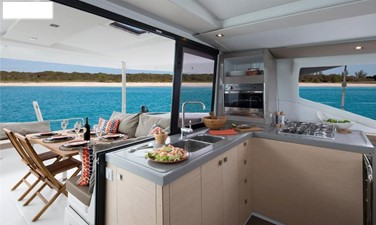Clarity 5 2017 Fountaine Pajot 40 - For Sale in the SE USA