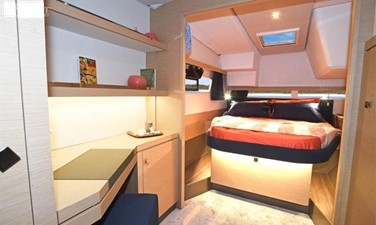 Clarity 6 2017 Fountaine Pajot 40 - For Sale in the SE USA