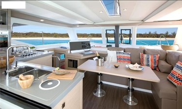 Clarity 9 2017 Fountaine Pajot 40 - For Sale in the SE USA