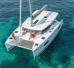 Clarity 12 2017 Fountaine Pajot 40 - For Sale in the SE USA