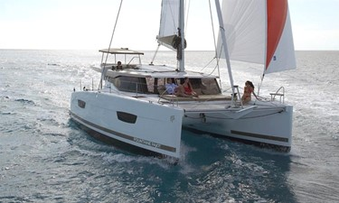 Clarity 14 2017 Fountaine Pajot 40 - For Sale in the SE USA