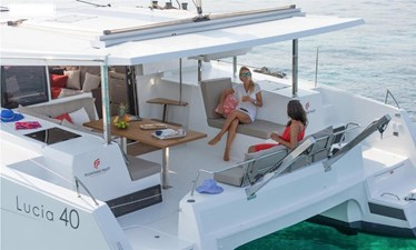 Clarity 16 2017 Fountaine Pajot 40 - For Sale in the SE USA
